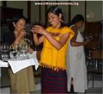 vestimenta de la mujer triqui de Chicahuaxtla