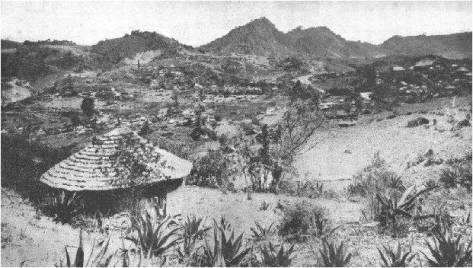 Vista de Chicahuaxtla en 1898