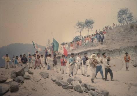 Desfile historica